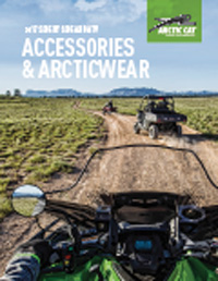 2017 Arctic Cat Accessories & Articwear