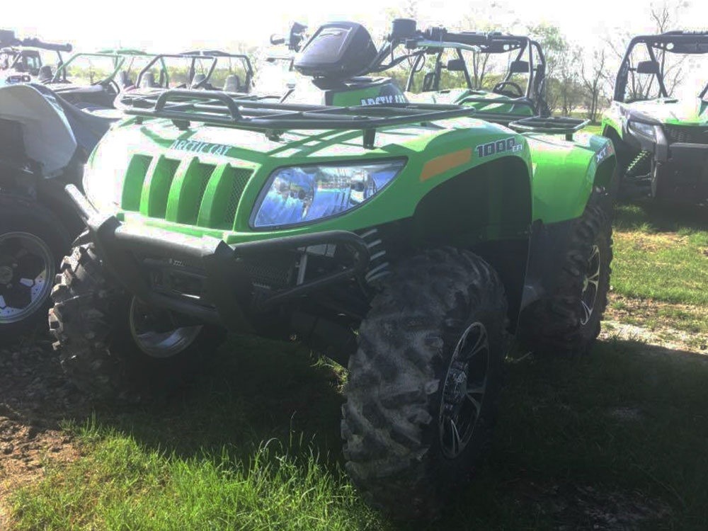 arctic cat atv 1000 trv