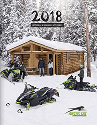2018 Arctic Cat Arcticwear & Snowmobile Accessories