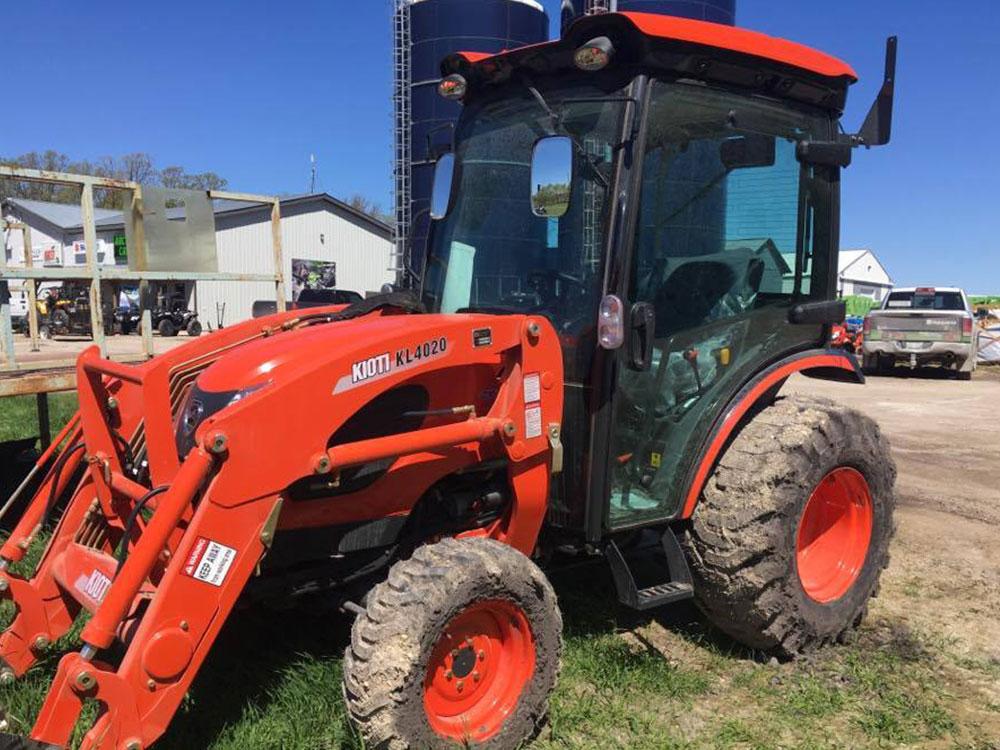 Kioti Tractor Seat : Kioti ck hst crikside enterprises ltd