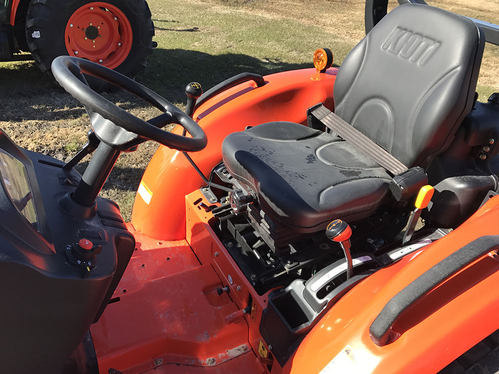 Kioti Tractors 2610 : Kioti ck hst crikside enterprises ltd