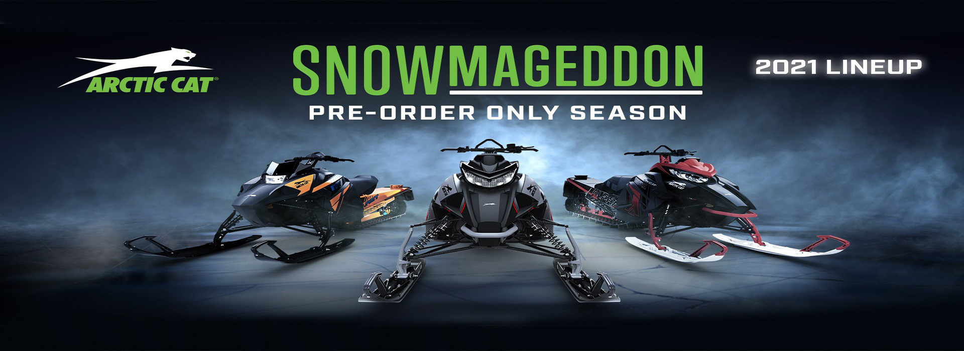 2021 ARCTIC CAT SLEDS