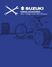 Suzuki Garage Accessories