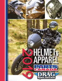 Parts Canada Helmet and Apparel